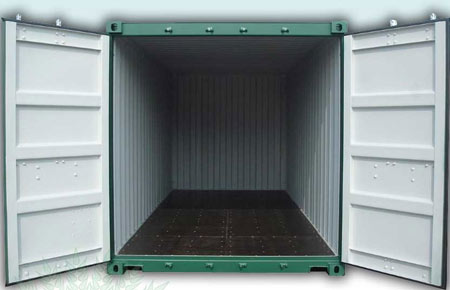 Storage Container Hire, Sudbury, Suffolk