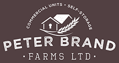 Commercial Unit Hire, Self Storage, Peter Brand Farms